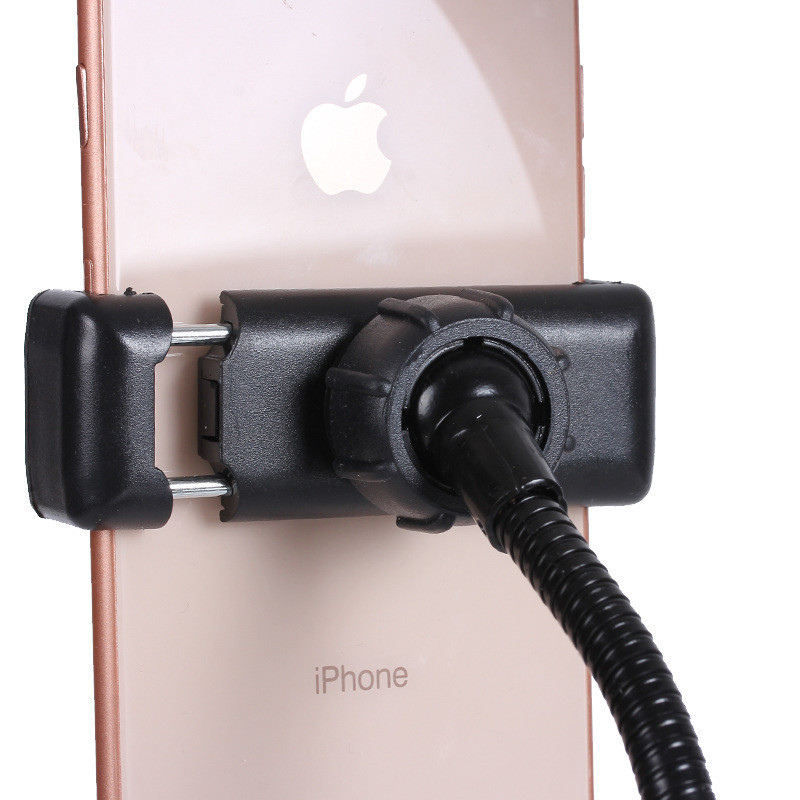New Led Ring Flash Lights With Holder For iPhone Xiaomi Huawei Samsung Phones 2
