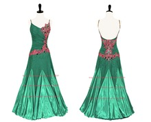 Standard Ballroom Dress Women High Quality Flamenco Waltz Tango Dancing Costume Adult Ballroom Competition Dance Dress