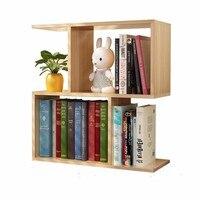 Meuble Rangement Madera Wall Shelf Oficina Mueble De Cocina Estanteria Para Libro Furniture Book Decoration Retro Bookshelf Case