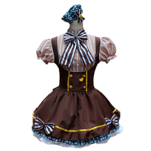 Brown French Maid Dress font b Women b font Sweet Lolita Dress font b Anime b