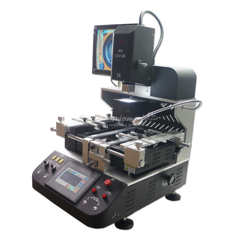 Station de reprise automatique BGA 220 V G750, station de reprise BGA alignée pour ordinateurs portables et consoles de jeux
