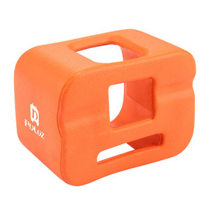 Image 3 - Orange Plastic Go Pro Float Case for GoPro Hero 4 Session 5 Session Accessories Floaty Case Protective Diving Surfing Cover