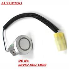 цена на Autoptgo 08V67-SHJ-1M03 Bumpers Parksensor PDC Parking Assist Sensor For Honda Electronicx 08V67SHJ1M03