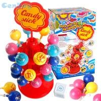 Rock En Rock Snoep Stok Board Game Insert De Top Van De Lollypop In De Boom Frame Grote Educatief Speelgoed & Geschenken voor Kinderen