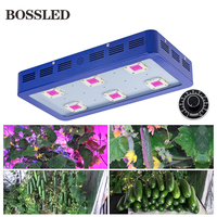 Dimmable 1800W/1500W/1200W/900W BESTVA X6/X5/X4/X3 LED Grow light Full Spectrum grow lights led For Plants Growing And Flowering