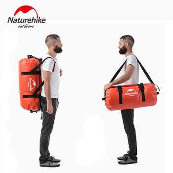 40L/60L/90L/120L Waterproof 20000mm Swimming Kayaking Dry Bag Duffel Bag Sport Luggage Shoulder Bag With Double Shoulder Straps - DISCOUNT ITEM  45% OFF All Category