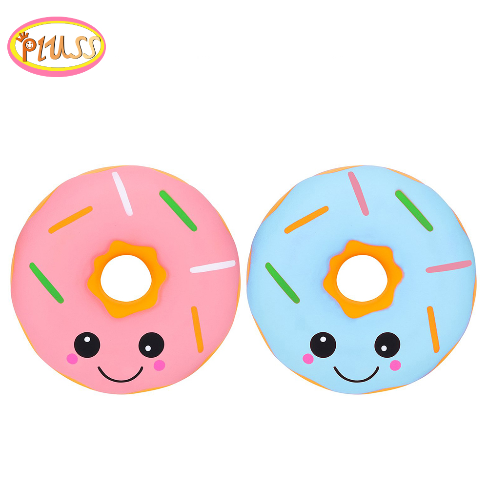 Jumbo Kawaii Squishy Set Antistress Squishies Slow Rising Donut Stress Relief Toys Squishies Wholesale Surprise Novelty Toys