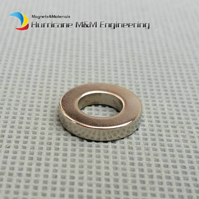 1 pack NdFeB Magnet Grade N38 Ring OD 15x8x3 mm Strong Neodymium Permanent Magnets Rare Earth Magnets Axially Magnetized 1 pack diametrically ndfeb magnet ring diameter 9 53x3 18x3 18 mm 3 8 1 8 1 8 tube magnetized neodymium permanent magnets