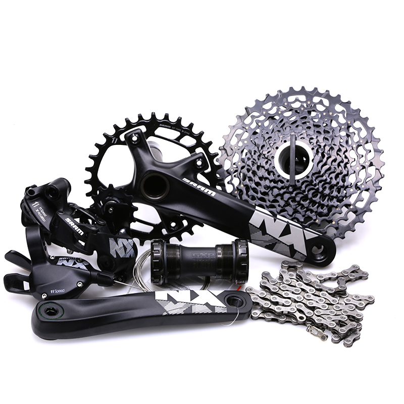 SRAM NX 1x11 11S Speed Groupset MTB Mountain Bike Kit Bicycle Derailleur Cycling Parts