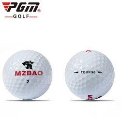 PGM мячи для гольфа Pgm 80-90, брендовые мячи для гольфа, в конце концов, практикованые новые мячи для игры в мяч, супер дешевый специальный зазор, ...