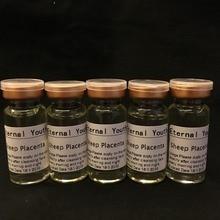 5pcs Sheep Placenta Firming Lifting Serum Anti wrinkle Anti aging Skin Care 10ml 5