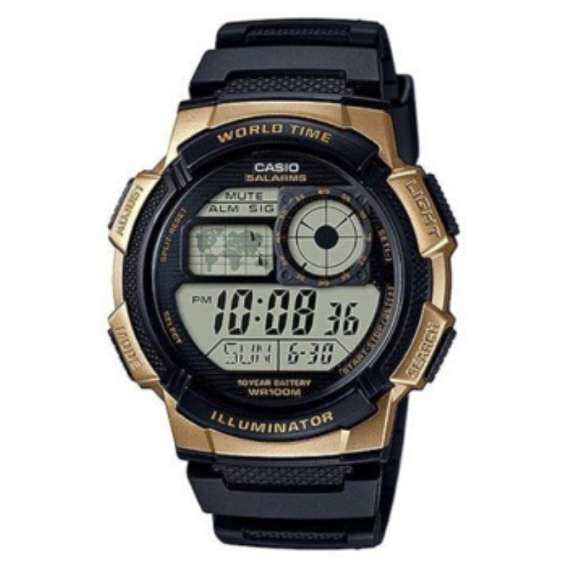Casio Watch Men Hot Sale AE-1000W-1A3 Digital Wrist Fashion&Casual Sport Waterproof Complete Calendar Relogio deep sea diving digital playground stoya s deep sea adventures rabbit