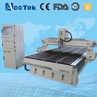 Acctek Cnc Engraving Machine 1325 Aluminium Carving Cnc Router Cnc 1325 Wood Cutting Machine With Steady
