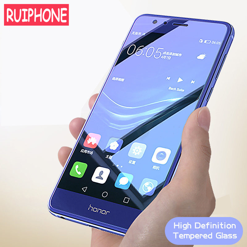 9H Tempered Glass For Huawei P8 P9 P10 Plus P6 P7 Glass Screen Protector Explosion Protection For Huawei P8 P9 Lite Glass Film