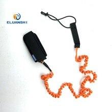 Максимальная растяжение 310 СМ доски для серфинга ремень веревка пуленепробиваемый двойной нержавеющей стали ротари surf серфинг аксессуары(China (Mainland))