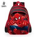 3D Impresión Niños Bolsos Niños Mochila Spiderman Boy Schoolbag Niños Mochila Estudiante de Secundaria de Calidad Para Los Niños