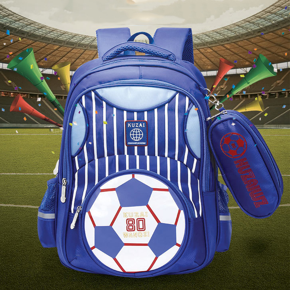 Football Child Bags Team Bags For Teenager Boys Kids Soccer Bag 2019 New