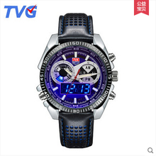 TVG trend men s watches multifunction electronic watch students watch outdoor sports watch waterproof watch