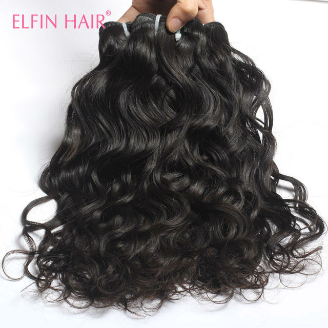 6a Brazilian Human Hair Sew In Weave Shipping Free 100 Remy Wavy With Best
