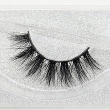 Visofree,, ручная работа, ресницы, 3D, настоящая норка, макияж, толстые, накладные ресницы с блестками, упаковка D108