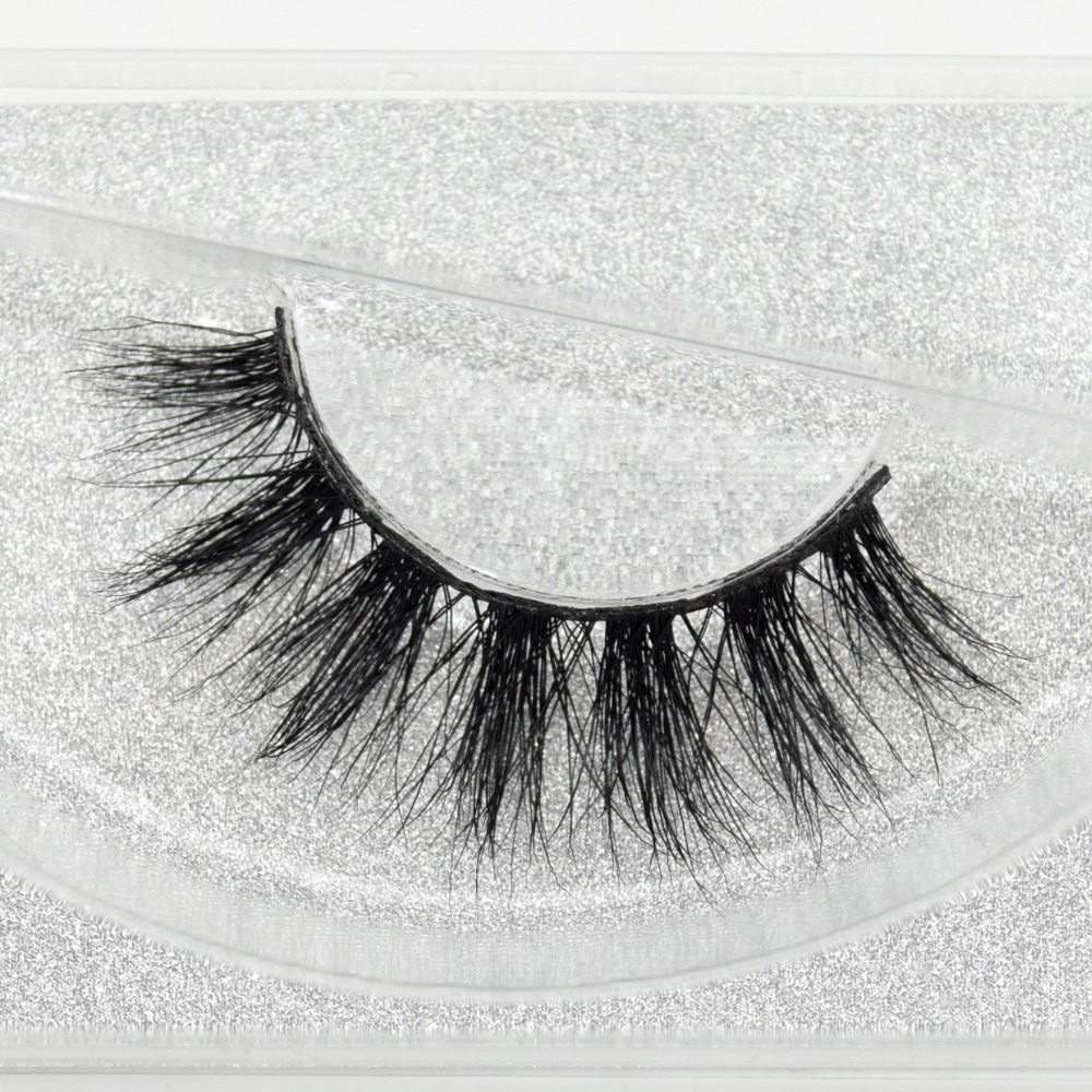 ec380873e89 visofree D108 Handmade Eye Lashes 3D Real Mink Makeup Thick Fake False  Eyelashes