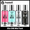 100% authentic joyetech ego one mini atomizador com 1.8 ml líquido-líquido e capacidade do tanque para o ego de um mini vape kit aparência requintado