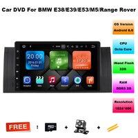 HD 9 Inch Octa 8 Core Android 6 0 1 For BMW E39 X5 M5 E53