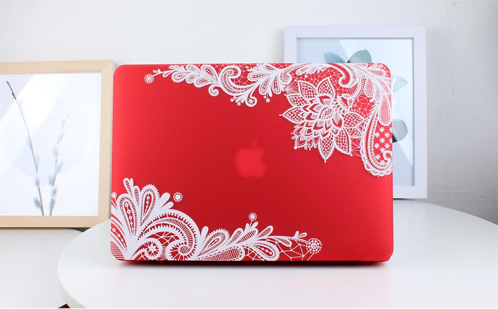 Batianda Rubberized Hard Cover Case for MacBook 63