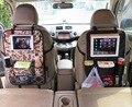 Alta qualidade assento de carro multifuncional saco de fraldas mochila carro pendurado saco de armazenamento veículo IPad bolsa da mamãe mochila elemento