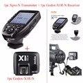 Godox Xpro-N TTL 2 4G беспроводной 1/8000s HSS триггер вспышки для Nikon DSLR  1 шт. Godox Xpro-N передатчик + 1 шт. Godox-X1R-N приемник