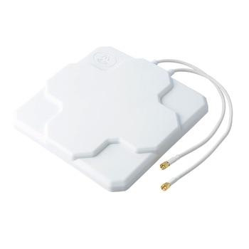 698-2690 mhz 4g LTE 18dbi Antenna Ad Alto Guadagno Antenna Esterna Doppio Pannello Mimo Antenna SMA Antenne Esterno maschio Segno di Rinforzo