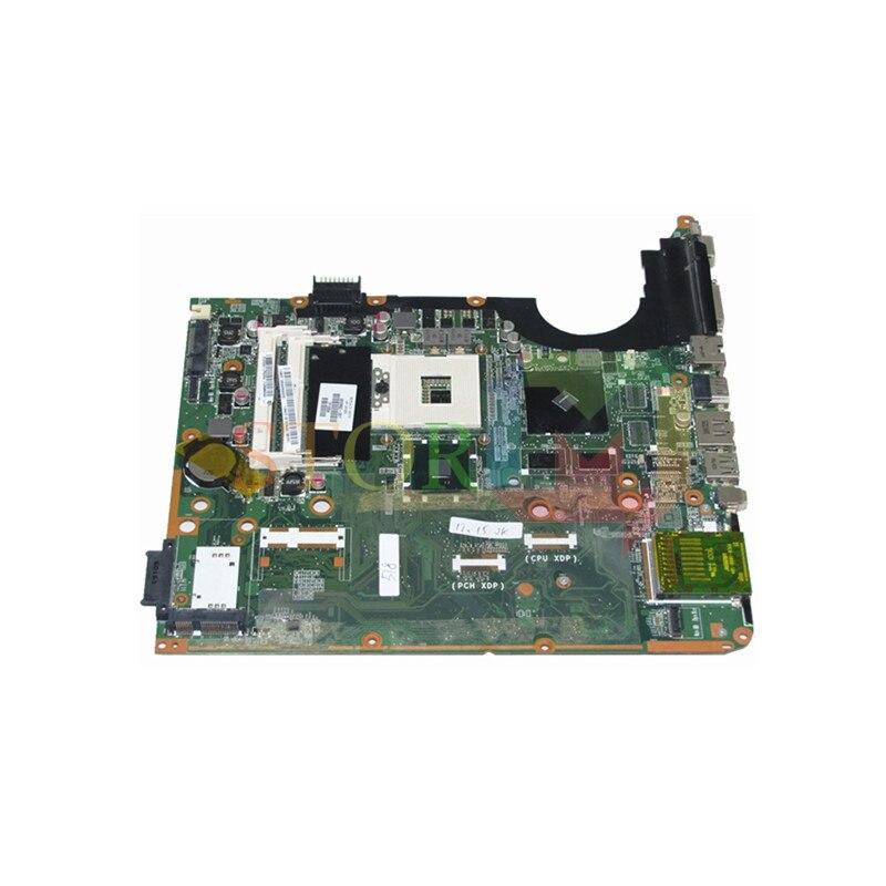 NOKOTION for hp pavilion DV7 DV7T DV7-3000 laptop motherboard 600862-001 PM55 G105M DDR3NOKOTION for hp pavilion DV7 DV7T DV7-3000 laptop motherboard 600862-001 PM55 G105M DDR3