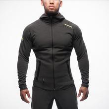 2017 Aesthetics Revolution Snapback Clothing Hoodie Men Bodybuilding Pullover Sweatshirt Fitness Wear Bull