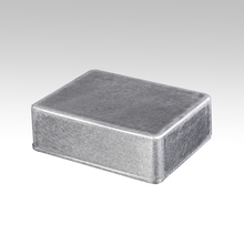 2 X 1590BB Diecast Aluminum Enclosure In Stock 1291 Pedal box free shipping