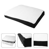 Memory Foam Gel Combination Cushion Seat Cushion For Chair Car Office Home Bottom Sit Pad Almofada