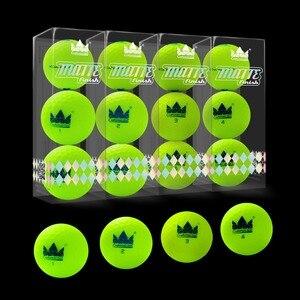 Image 2 - ¡Artesano 12 Uds. Pelotas de Golf mate acabado de larga distancia 2 piezas mate bolas de Golf 12 Paquete de bolas de color mate nuevo!