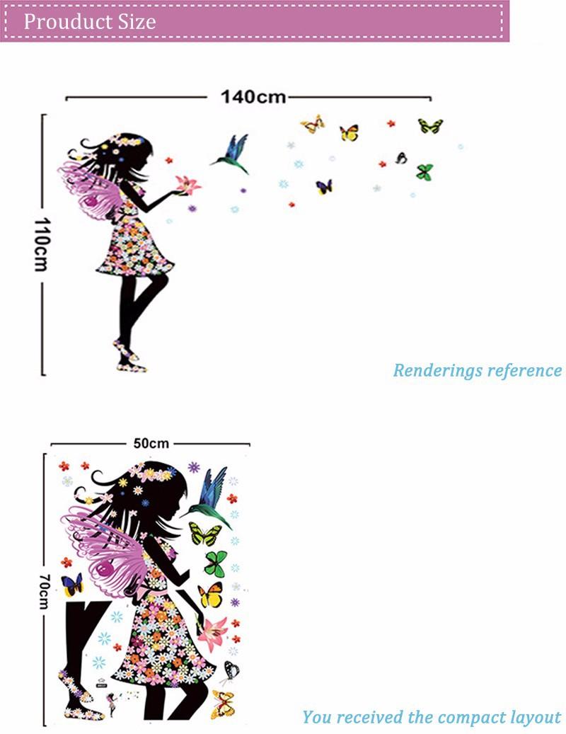 HTB1rVyVKpXXXXXCXpXXq6xXFXXXz Beautiful Butterfly Elf Arts Wall Sticker For Kids Rooms