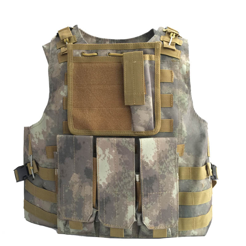 Military-Tactical-Vest-Assault-Airsoft-SAPI-Plate-carrier-Multicam-Army-Molle-Mag-Ammo-Chest-Rig-Paintball (7)