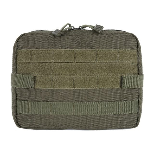 New Outdoor Military Molle Admin Pouch Tactical Multi Medical Kit Bag Utility For Camping