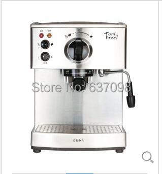 China Eupa Tsk 1817ra Household Pump Pressure Steam Coffee Machine 19bar 220v 1 6l 5cups Italian Espresso Maker In Makers From Home Liances
