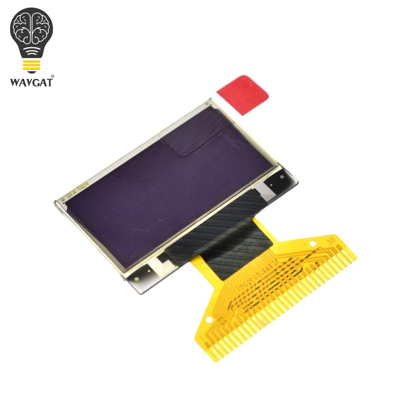 WAVGAT 0.96 Inch White Blue Yellow Blue 0.96 Inch OLED 128X64 OLED Display For Arduino 0.96