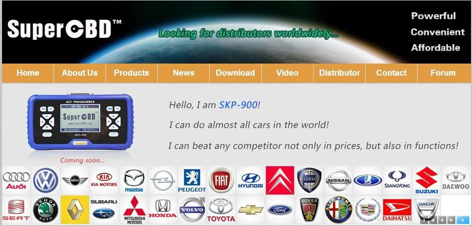 SKP-900 käeshoitav OBD2 automaatvõtmeprogrammeerija V3.3 SKP 900 - Elektritööriistade tarvikud - Foto 6