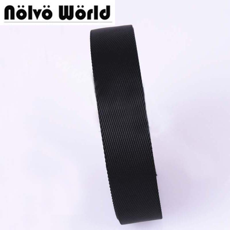 38mm 1-1/2 Inch 1.9mm Thickness Twill Pattern Nylon Ribbon For Safety Belt, Guitar Belt, Horse Lead Ropes,horse Blankets On Sale