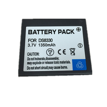 FB-DS8330 lithium batteries 8330 Digital camera battery for Photographed PENTAX A350 SL83 E1000 W800 83S Pentax Z5