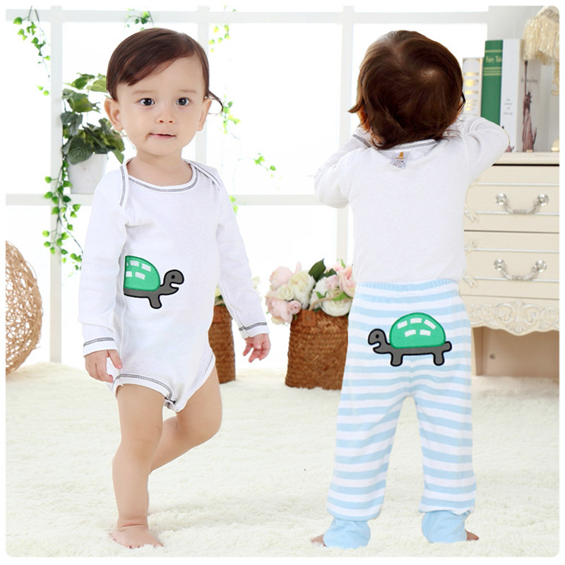Baby Rompers Set Baby Clothing Boy Girl Brand Cotton Jumpsuits Long Sleeve Overalls Coveralls Spring Autumn Newborn Clothes New strip baby rompers long sleeve baby boy clothing jumpsuits children autumn clothing set newborn baby clothes cotton baby rompers