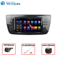 YESSUN For Fiat Linea / Punto 2013~2015 Android Car GPS Navigation DVD player Multimedia Audio Video Radio Multi Touch Screen