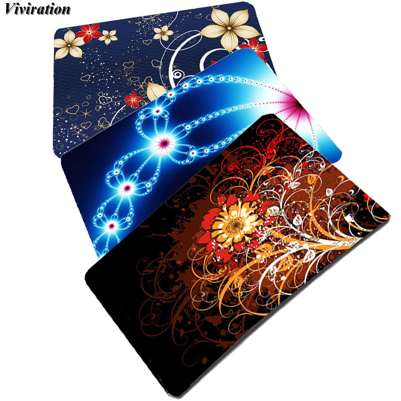 Beautiful Gaming Mouse Pad For Csgo Overwatch Dota2 Soft Laptop PC Tablet Mousepad Viviration Women Girls Non-slip Mouse Mat Pad