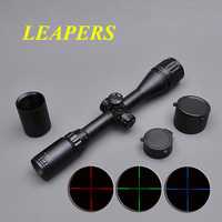 3 9X40 Riflescope Tactical Optical Rifle Scope Red Green And Blue Dot Sight Illuminated Retical Sight