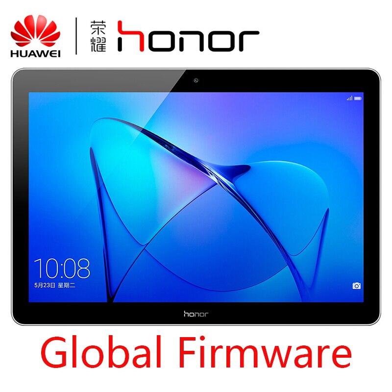 Huawei Honor Play MediaPad 2 планшет с 9,6-дюймовым дисплеем, четырёхъядерным процессором SnapDragon 425, ОЗУ 3 ГБ, ПЗУ 32 ГБ, 1280x800, Android 7,0