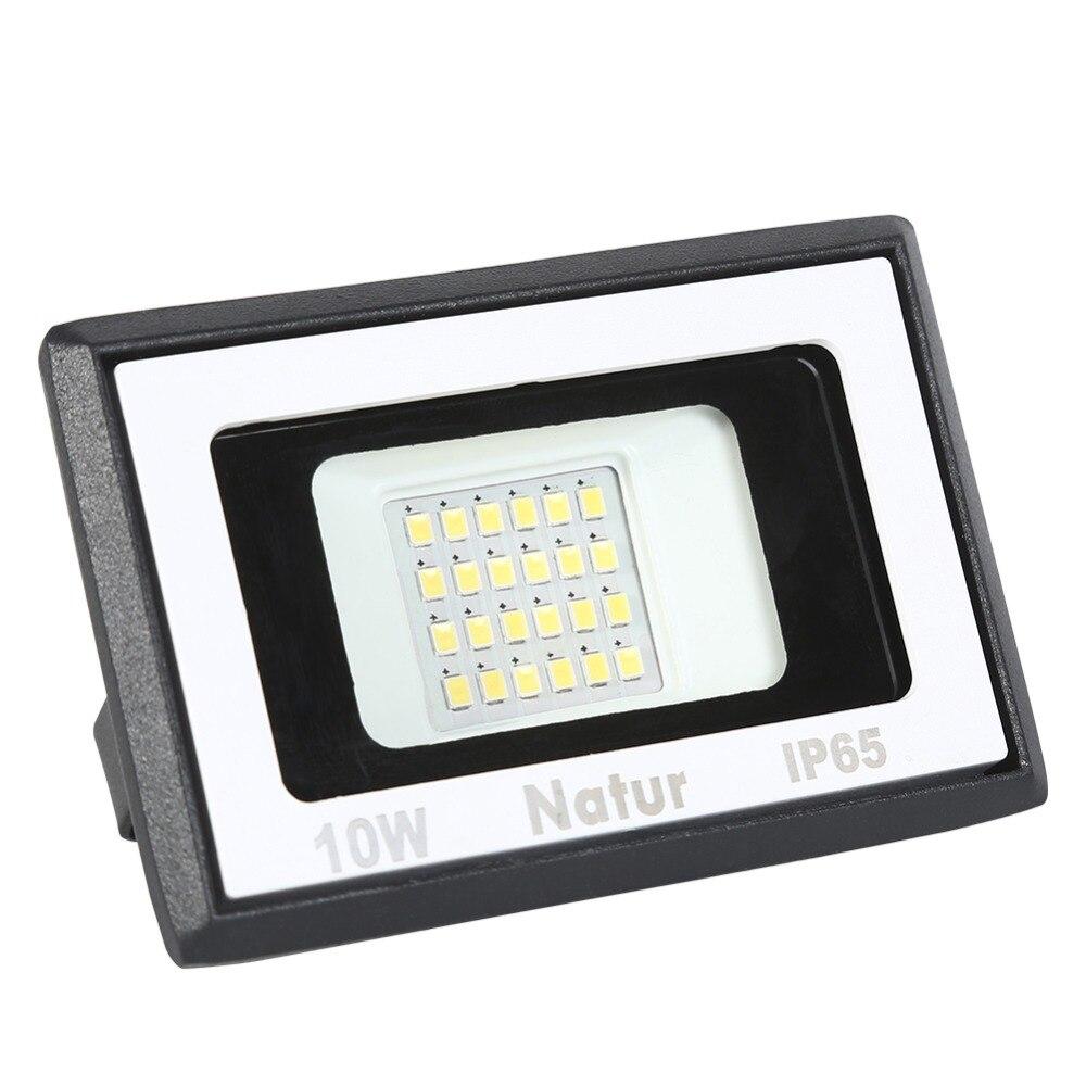 10w/Floodlights led Spotlight AC 220V Ip65 Waterproof of Floodlights Outdoor led spotlight reflector focus led exterior ledlight